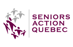 Seniors Action Quebec logo
